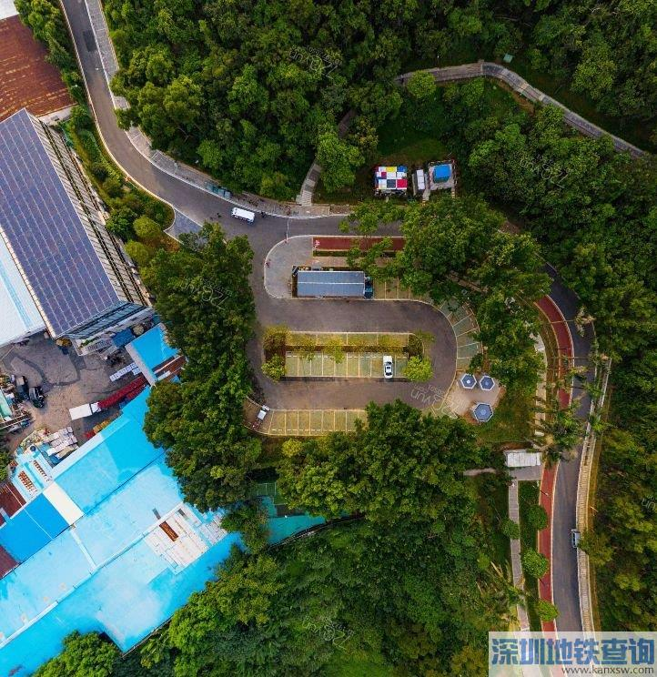 深圳淘金山绿道停车场地址在哪里?怎么预约?