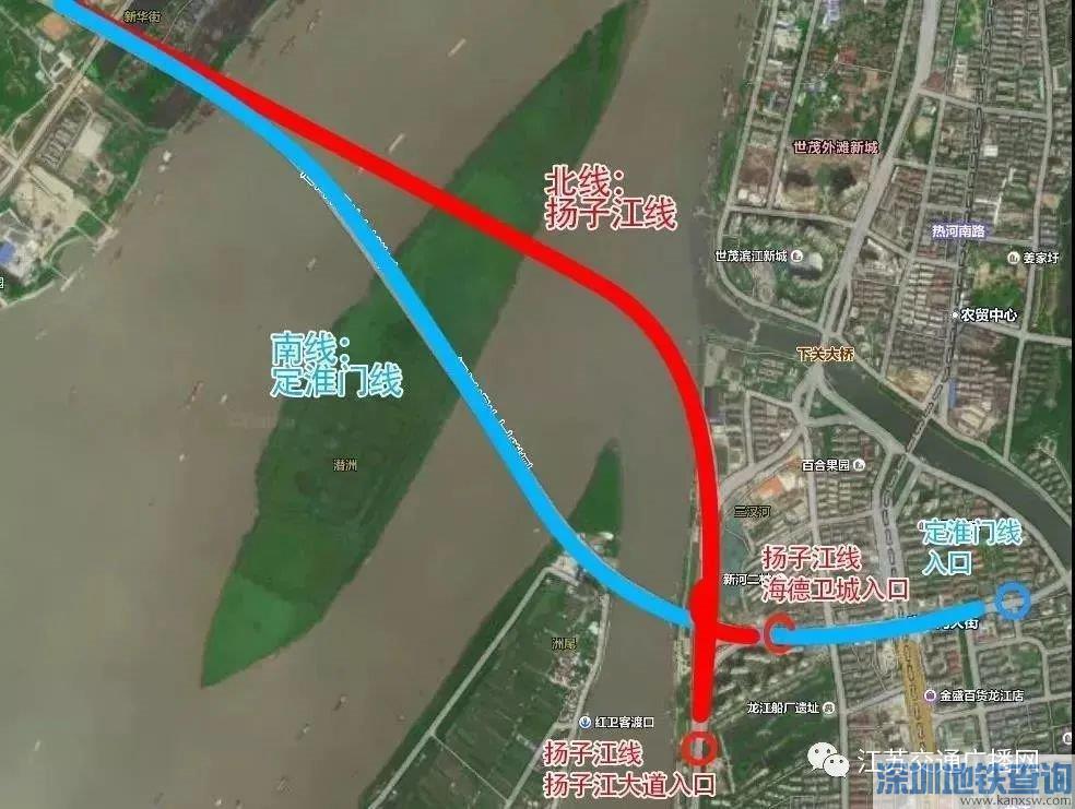 南京扬子江隧道每天夜间封闭几点到几点啊