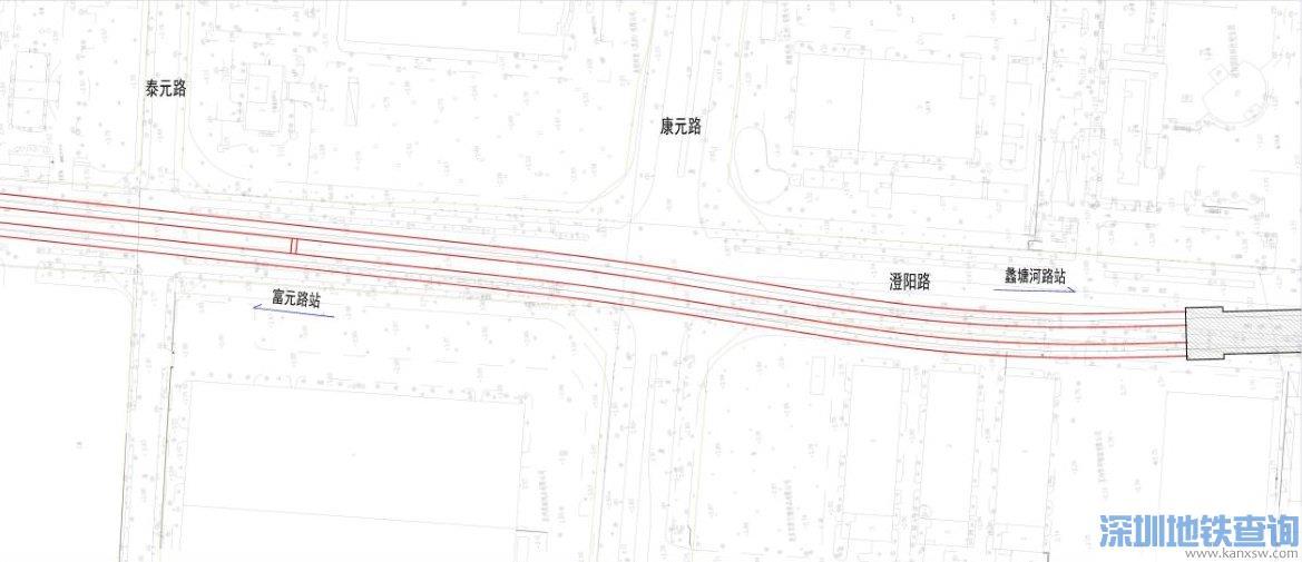 苏州地铁7号线第一批线站位近日公示