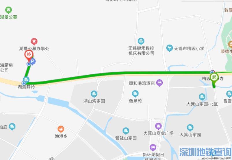 无锡2020清明节期间开通4条公交扫墓专线