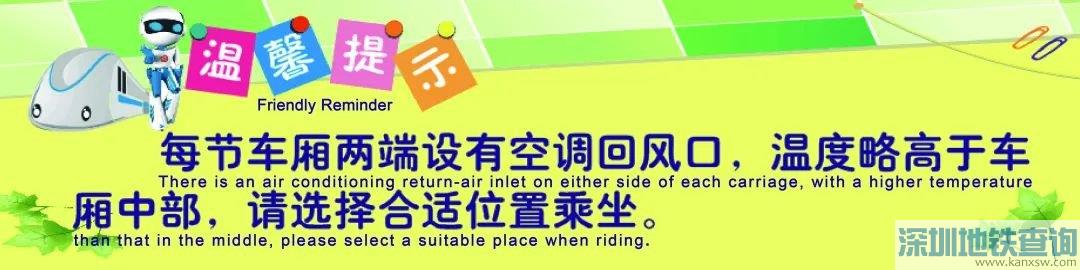 南京地铁车厢温度示意图一览