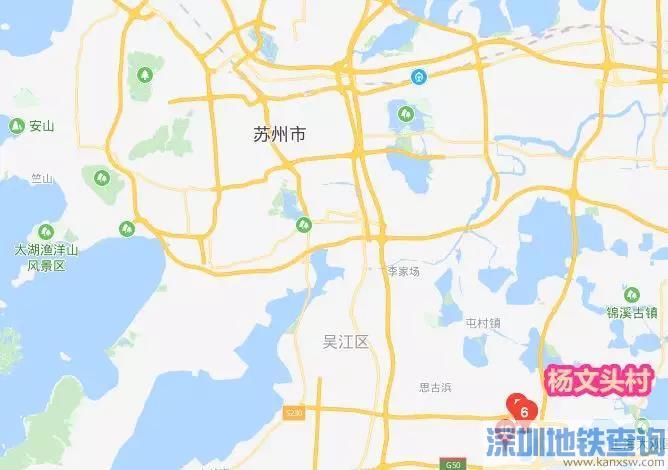 沪苏湖铁路汾湖站具体位置