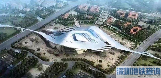 新汉阳火车站最新选址在哪里(附开工时间)