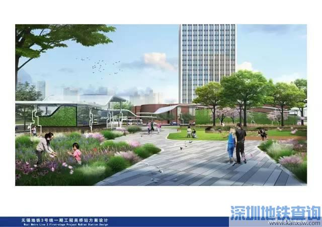 无锡地铁3号线吴桥站具体位置在哪?