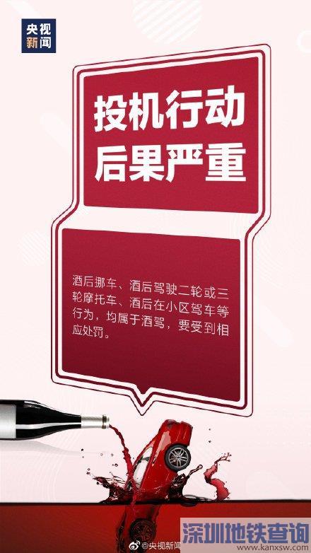 2020广州酒后骑摩托车也算酒驾(附处罚标准)