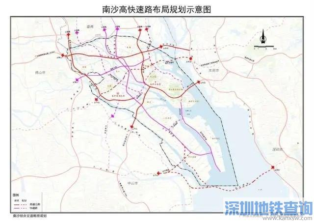 深圳与广州之间再添2条高铁