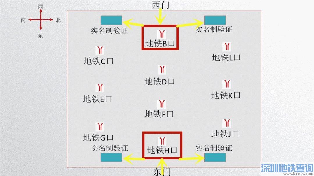 广州南站2月8日起换乘地铁乘客实现单向免安检