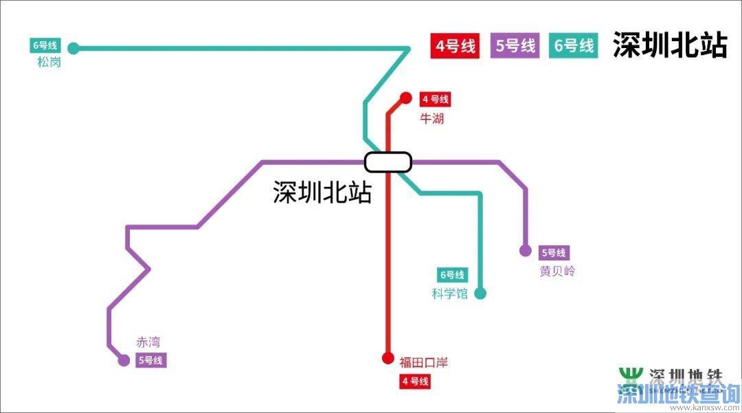 2021深圳清明节地铁到铁路站点接驳攻略