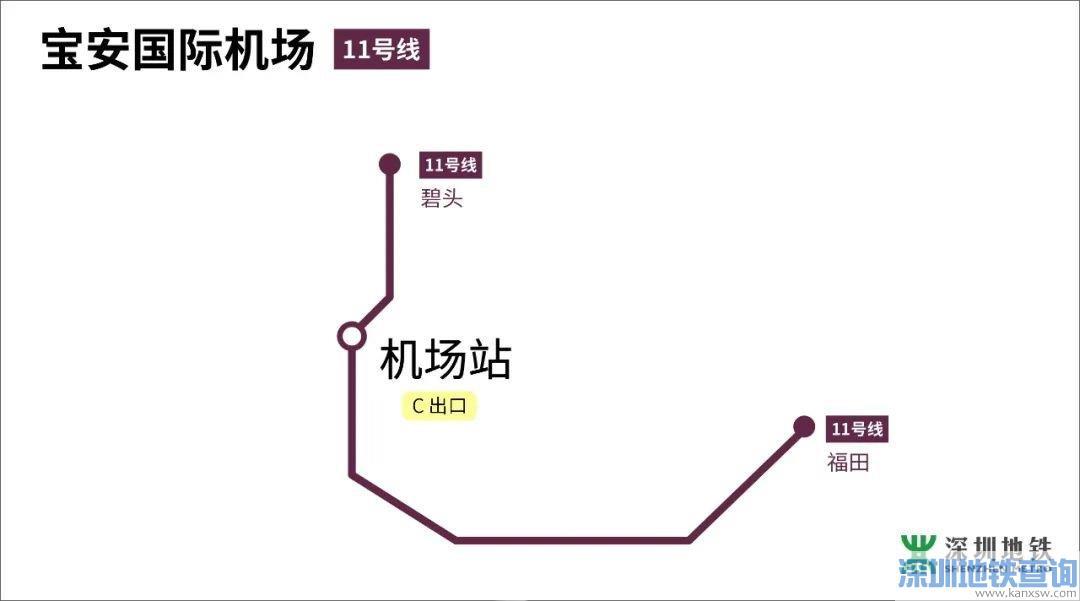 深圳2021清明节地铁到机场出行攻略